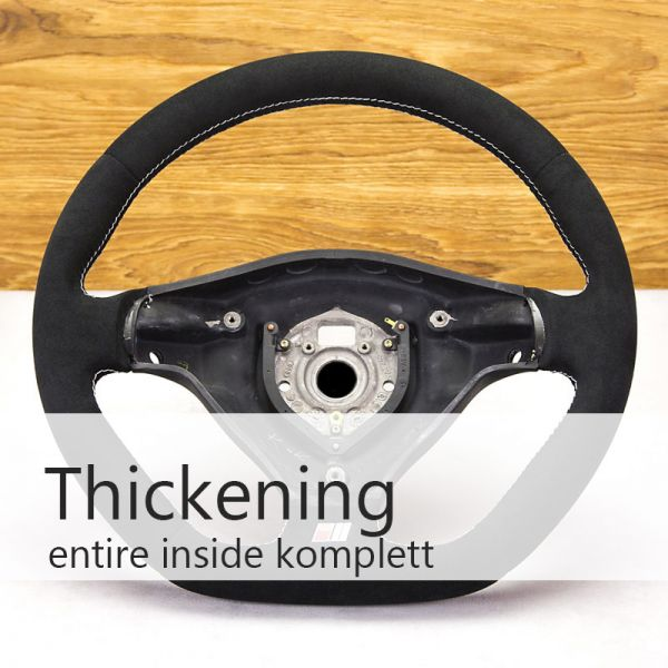 Thickening – entire inside  ::