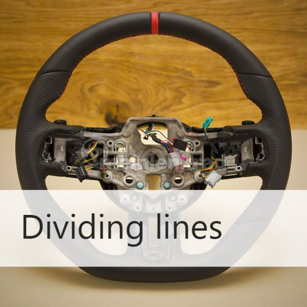 Dividing lines:: Choose between straight and shaped dividing lines.